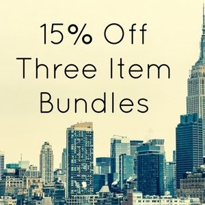 EVERYTHING MUST GO! Bundle and Save!
